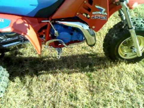 banshee killer, honda atc 250r three wheeler