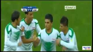 iraq vs korea 2013