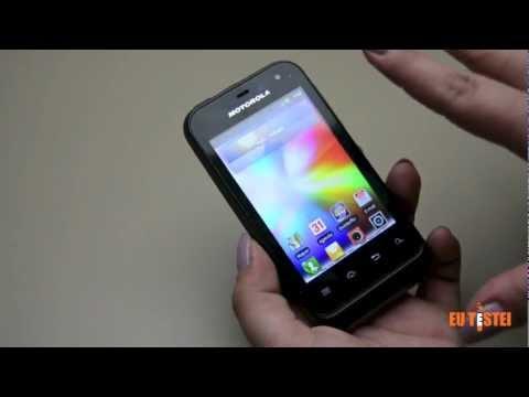 Smartphone Motorola Defy Mini XT320 - Resenha Brasil