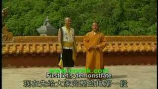 Shaolin Kung Fu: Shaolin Single Broadsword (DVD)