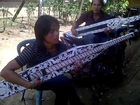 Sampe Dayak Bahau Mamahak Teboq, Mahakam Ulu Kaltim, Indonesia