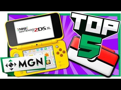 5 COSAS POR LAS QUE VALE LA PENA COMPRAR UN 3DS EN 2018 | MGN