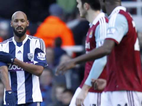 Footballer Nicolas Anelka  Defends 'Nazi Anti-Semitic Salute'