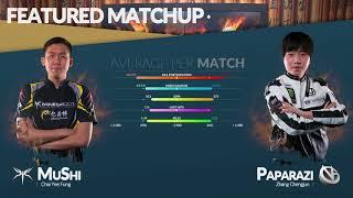 Vici Gaming vs Mineski Game 1 - DAC 2018 Main Event Day 3