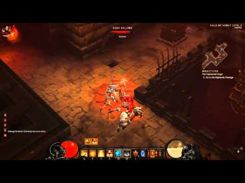 Diablo 3 Monk Inferno | DPS SPEED build! 1,000,000 gold giveaway!