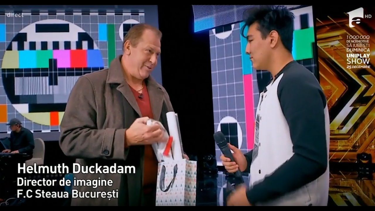 """Helmuth Duckadam, fanul lui Raul Eregep!: """"M-am blocat, nu mă așteptam să vină"""""""