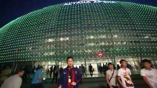 Астана 1 - 0 Апоэл. Видеорепортаж с матча Лиги Чемпионов