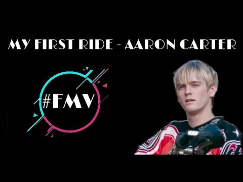 Aaron Carter - My First Ride