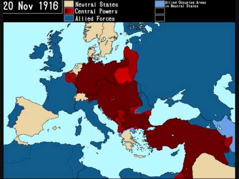 World War I: Every Day video