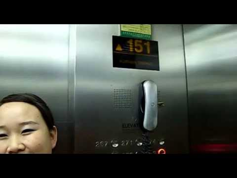 Oriental Pearl Tower, Elevator, Huangpu River, Pudong district, Shanghai, China, Asia