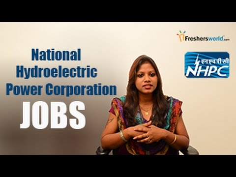 NHPC- National Hydroelectric Power Recruitment Notification – NHPC jobs by GATE, Exam date & result