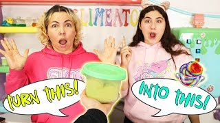 TURN THIS SLIME INTO THIS SLIME CHALLENGE! Slimeatory #582