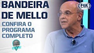 'O FLA FOI ARRUMADO': Eduardo Bandeira de Mello no Aqui com Benja! - Programa Completo