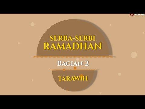 Motion Graphics: Serba Serbi Ramadhan, bagian 2 (Sholat Tarawih)
