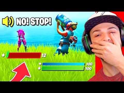 The *FUNNIEST* Fortnite TROLL MOMENTS ever!