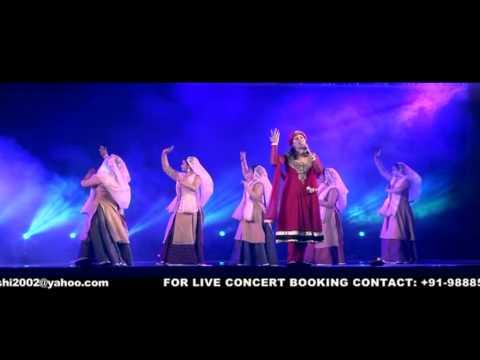 DR MAMTA JOSHI SINGING BABA BULLEH SHAH `S KALAAM ASAN ISHQ...