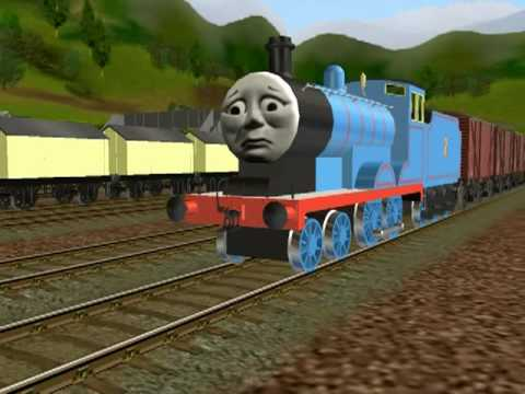 Thomas Trainz Remake - Edward the Very Useful Engine - YouTube