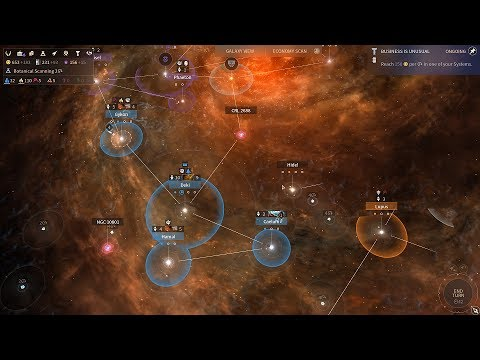 Endless Space 2 Gameplay Review