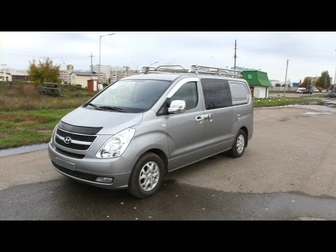 2011 Hyundai Grand Starex. Start Up, Engine, and In Depth Tour.