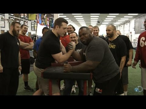 Is Arm Wrestling a Real Sport? | American Muscle