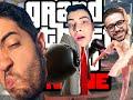GTA V Online - CORRIDA DA TRETA! PATIFE SENDO DIBRADO E MADE BAILARINA!