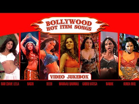 Bollywood HOT Item Songs   Video Jukebox   Nonstop Hits