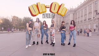 [KPOP IN PUBLIC CHALLENGE](G)I-DLE((여자)아이들)- Uh-Oh || Dance cover by PONYSQUAD