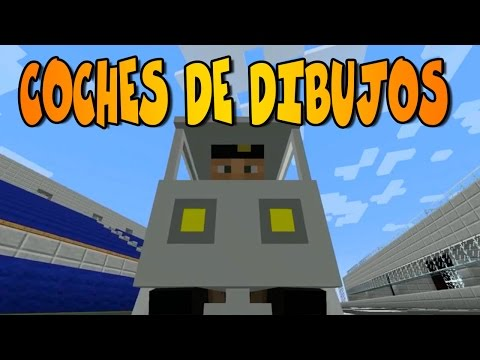 """COCHES DE DIBUJOS!!"" 