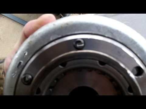 Yamaha Big Bear 350 4x4 update #3.MP4