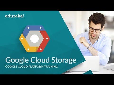 Google Cloud Storage | Google Cloud Platform Tutorial | Google Cloud Architect Training | Edureka