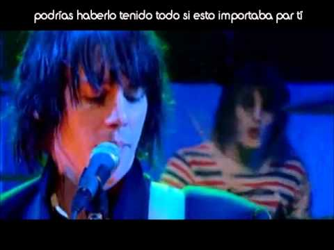 razorlight - golden touch (espaol)