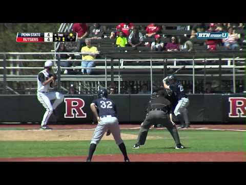 Penn State at Rutgers - Baseball Highlights