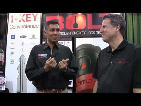 SEMA Show: BOLT Locks
