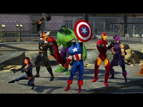 Marvel Heroes - Test / Review (Gameplay) zum Free2Play-Diablo mit den Marvel-Helden