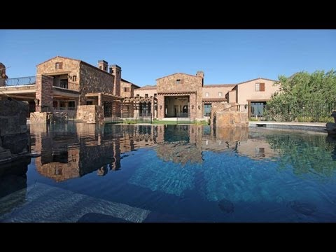 Arizona's Most Expensive Luxury Homes 25 MILLION Scottsdale Luxury Real Estate