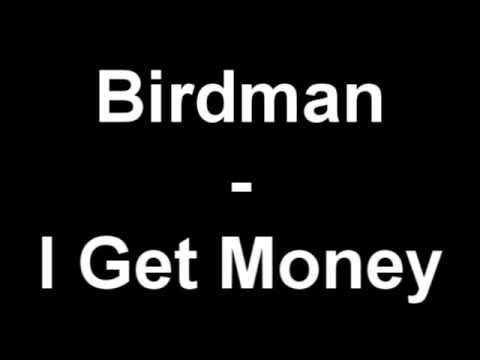 Birdman Ft. Lil Wayne,mack Maine & T-pain - I Get Money Instrumental (download Link) video