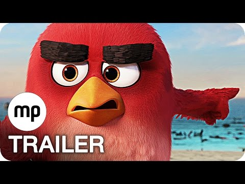 ANGRY BIRDS - DER FILM Trailer 3 German Deutsch (2016) Exklusiv