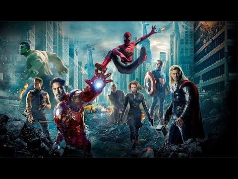 Marvel Cinematic Universe Phase 3 Announcements Infinity War, Inhumans, Black Panther