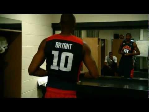 Team Usa Basketball 2012 - Invincible video