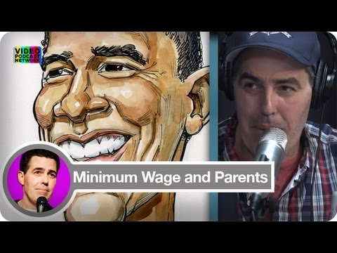 State of the Union -- Minimum Wage and Education | The Adam Carolla Show | VPN