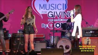 Aim Nam Poom Junn - Music for Giving #2 @CTW 06.10.58 by Tick
