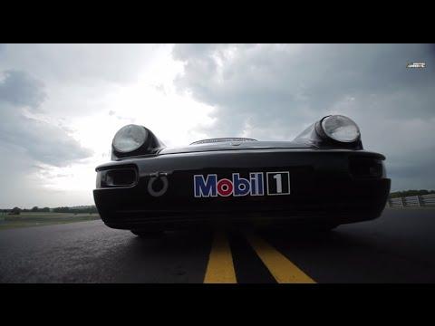 Matt Farah Drives a Street / Track Porsche 911 (964)