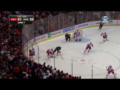 HD - Detroit Red Wings - Anaheim Ducks 05.12.13 Game 7
