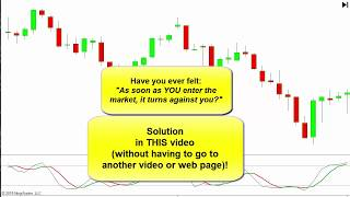 Why the Market Turns Against Your Whenever YOU Get In!