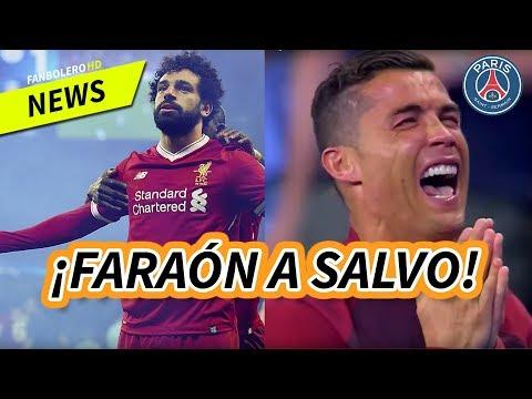 ⚽️ SALAH Y EGIPTO SONRIEN, BUENAS NOTICIAS - NOTICIAS FUTBOL -  29 Mayo 2018 thumbnail