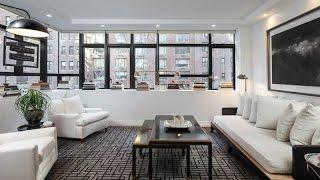 Contemporary Duplex Condo in New York, New York