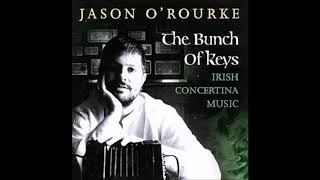 Jason O'Rourke - The Bunch of Keys | Irish Concertina Traditional Music