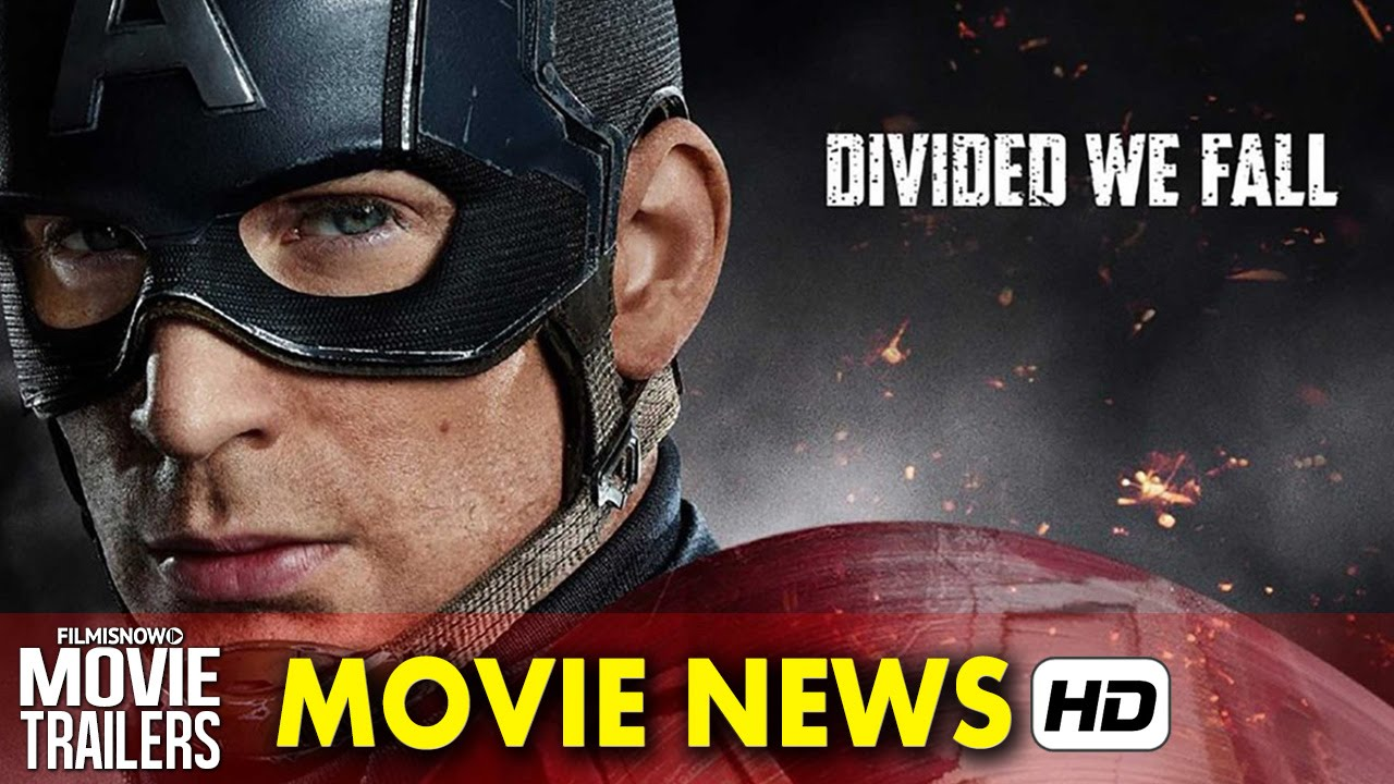 Captain America: Civil War Trailer Breaks Marvel viewing record [HD]