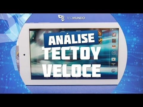 Tablet Tectoy Veloce [Análise] - TecMundo