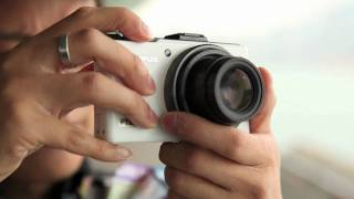 Olympus XZ-1 Hands-on (feat. Canon S95)